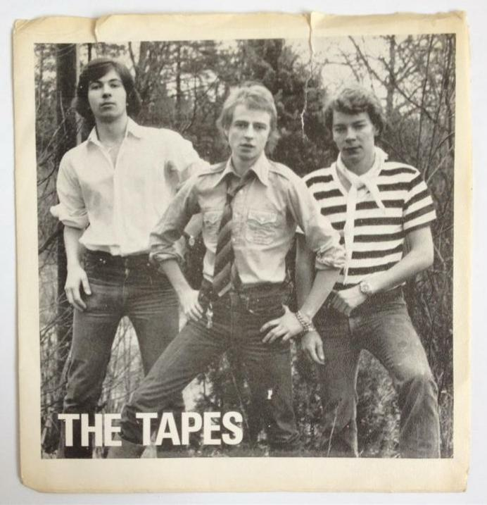 Tapes- Front