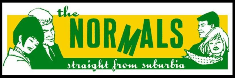 0-Normals 'Straight From Suburbia'
